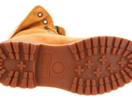 Из чего делают обувные подошвы.